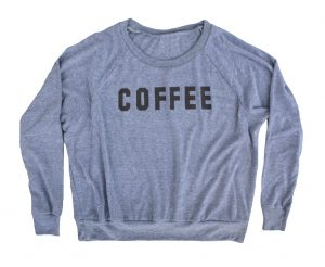 coffee printed shirt