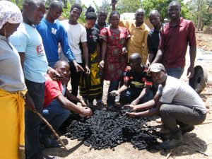 The Black Earth project training in Mbeya, Tanzania. All images courtesy of Radio Lifeline.