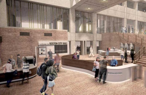 Boston Mayor Issues RFP for City Hall Coffee Kiosk