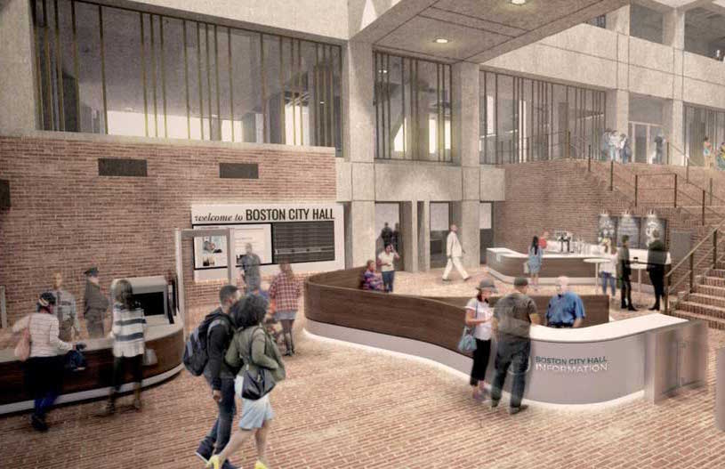 Boston Mayor Issues Rfp For City Hall Coffee Kiosk Daily