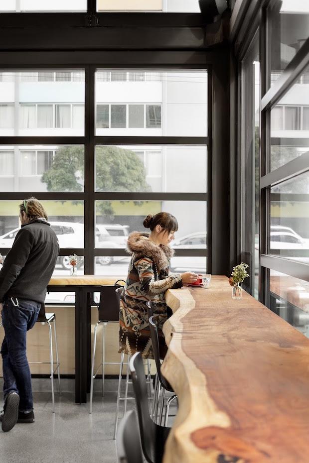 Contraband Coffee. Photo by Garry Belinsky.