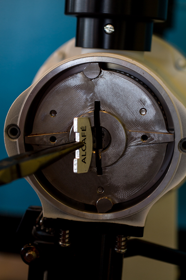 mahlkonig ek43 shear plate