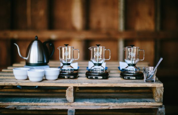 cupping brewer