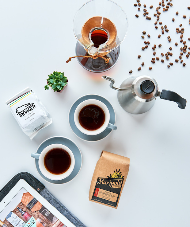 with love pdx coffee subscription