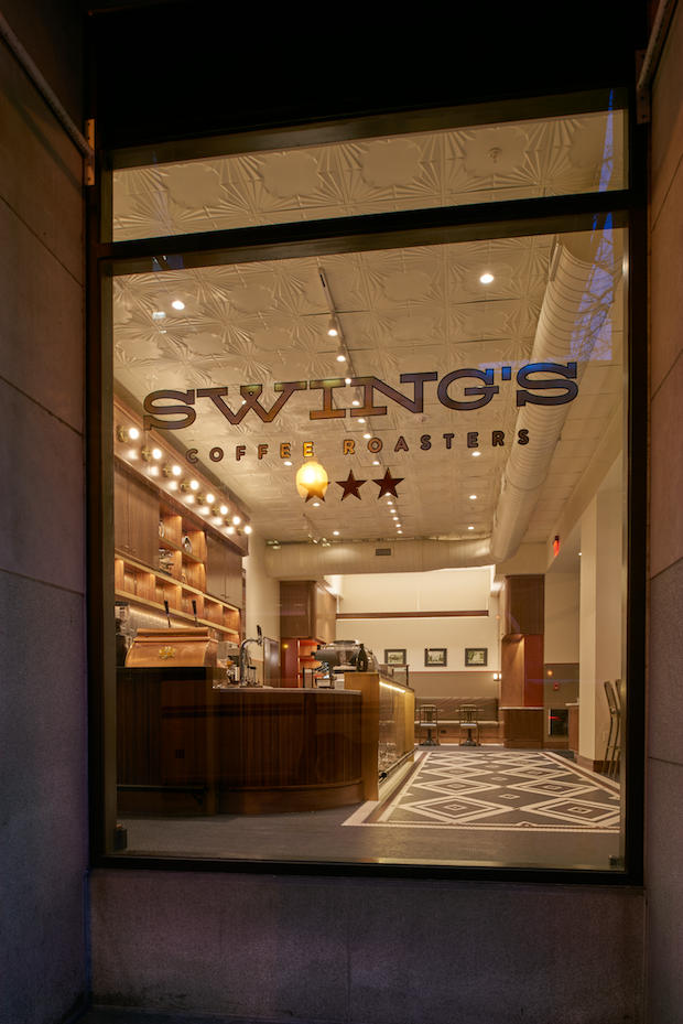 Swing?s Coffee Opens Elegant New Bar in Downtown DC Daily Coffee ...