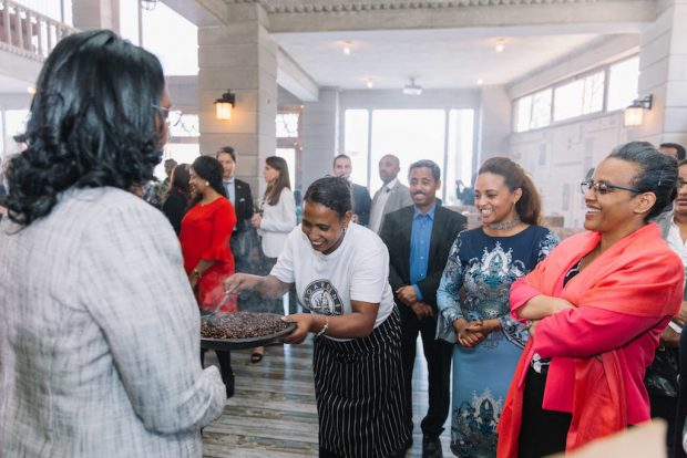 Garden of Coffee Cultivating Ethiopian Coffee Experience for Global Growth