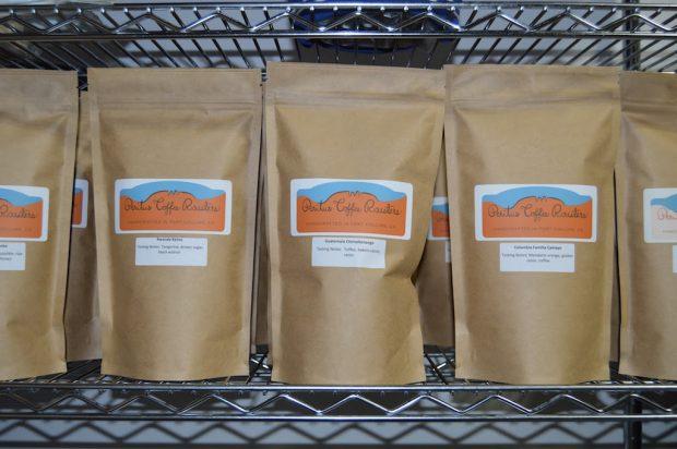 Peritus coffee bags
