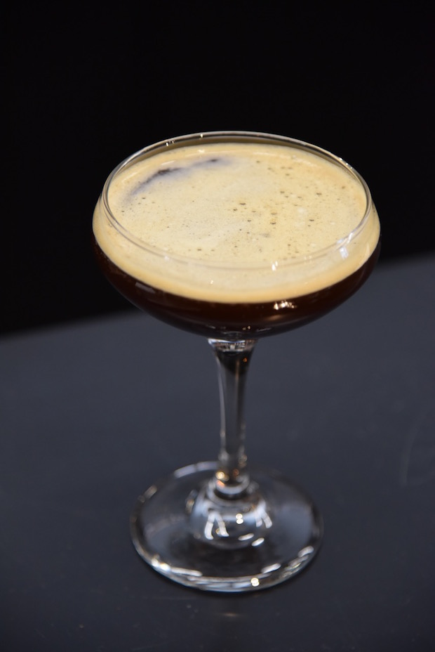 corvus coffee cocktail