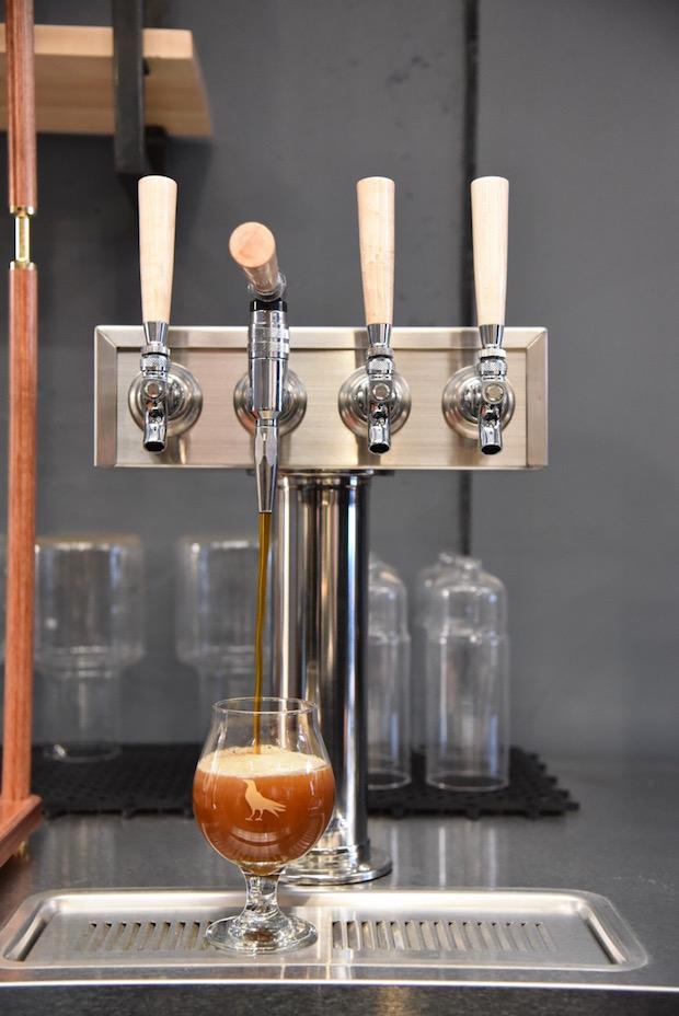 corvus cold brew tap