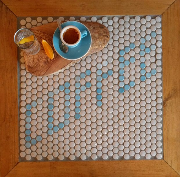Flux Coffee café in Farmingdale, New York.