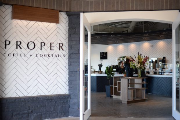 A Brand Renewed at Proper Coffee & Cocktails in Colorado