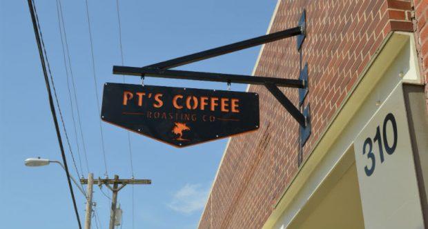 PT's Coffee photo.