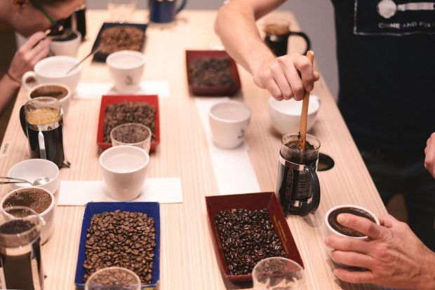 In Austin, Texas Coffee Traders Opens State's First SCA-Certified Campus