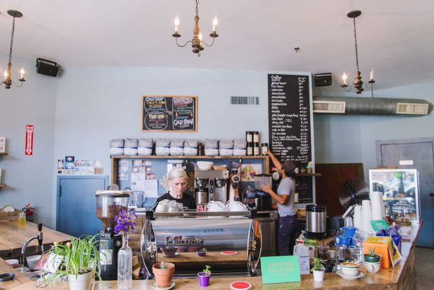 The Cups Network Creates a 'Virtual Chain' From Hundreds of Indie Cafes