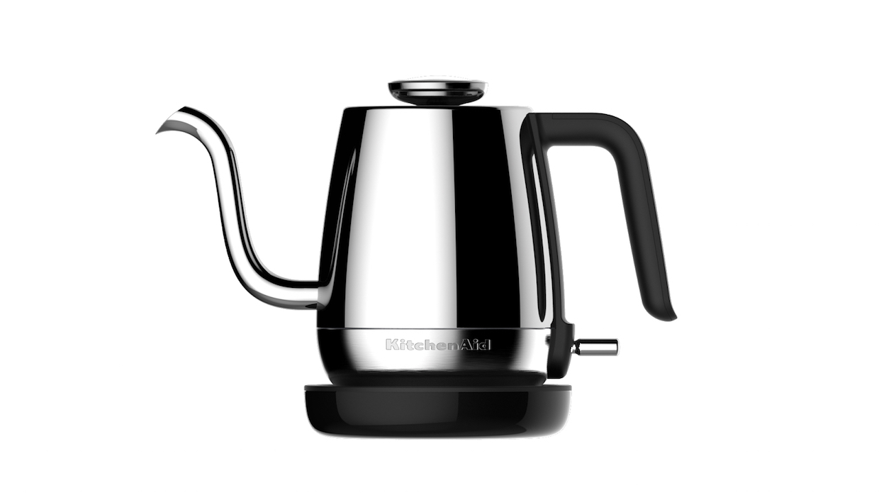 Kitchenaid Expands Craft Coffee Line With Goosenecks And