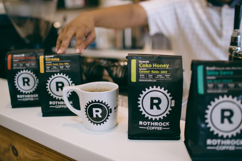 Rothrock Coffee State College PA