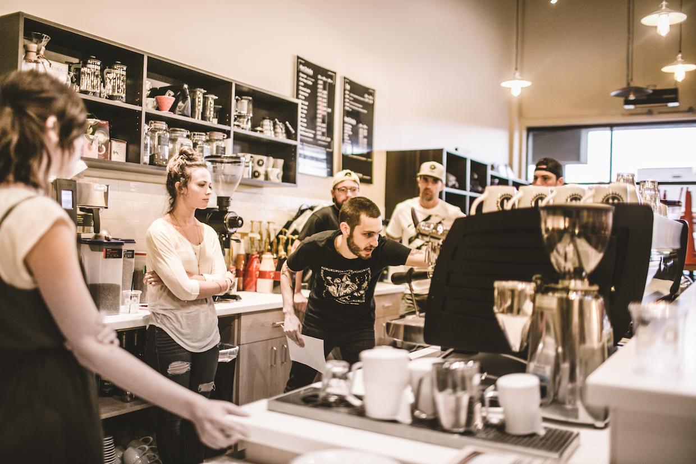 rothrock coffee staff state college
