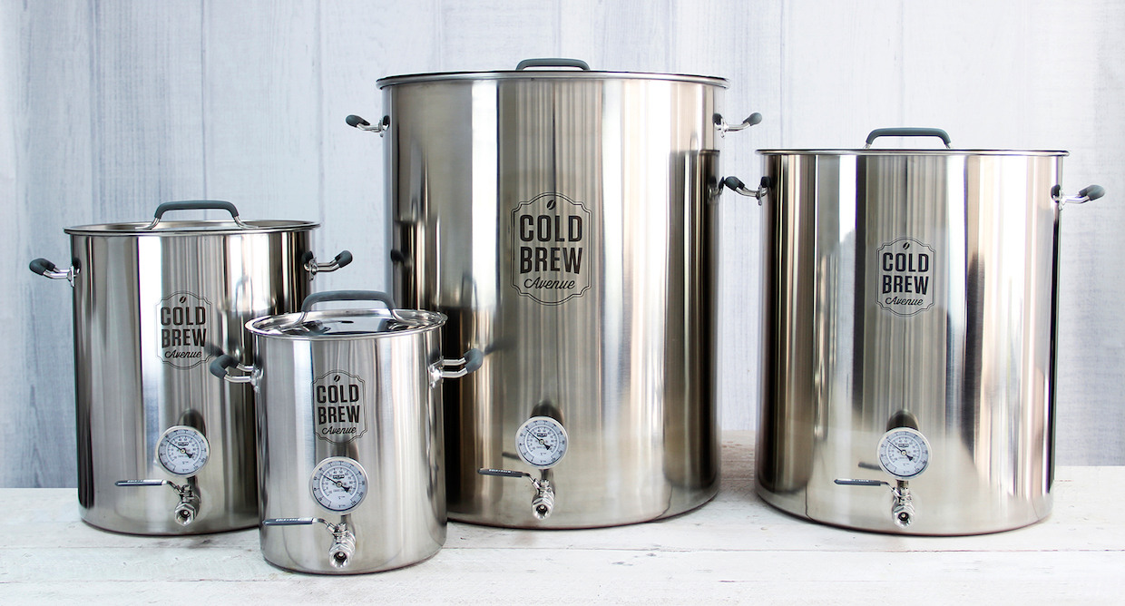 cold brew avenue brewer