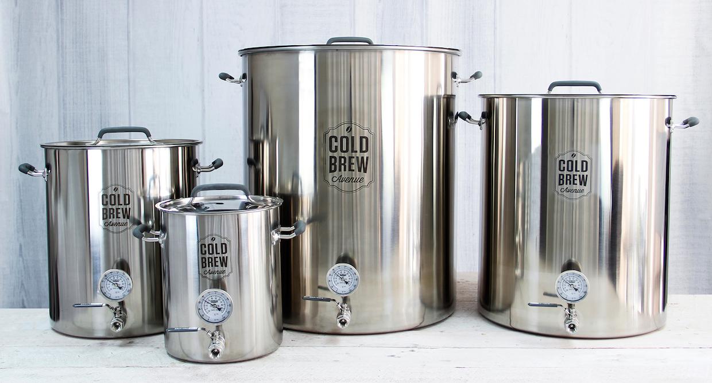cold brew avenue brewer