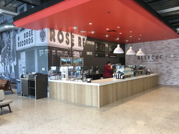 Allegro Coffee Roasters Enters Chicago with Fifth Location