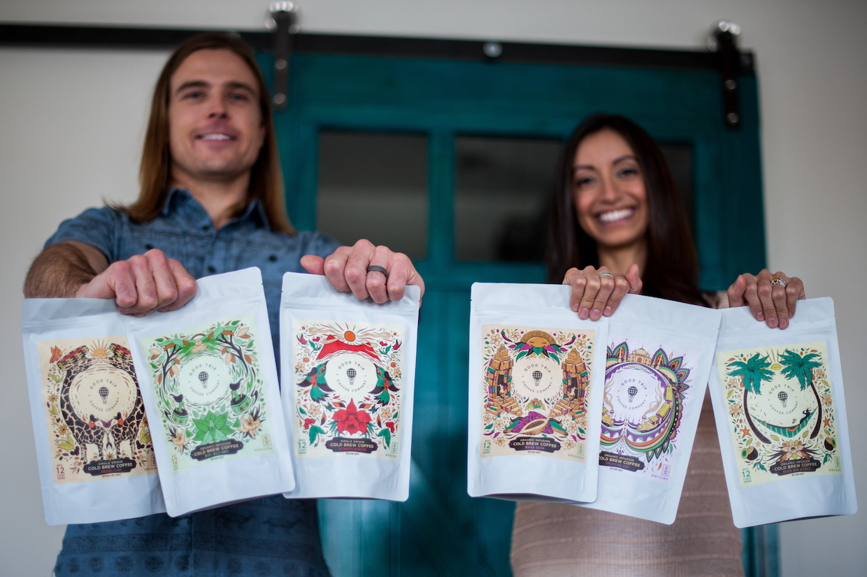 andrew+angela-holding-bags