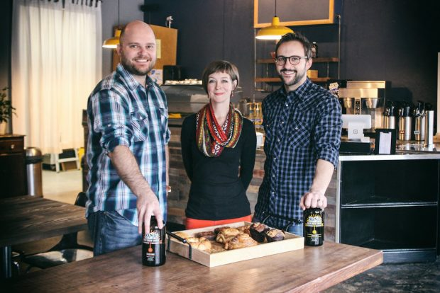 Atlanta's Banjo Cold Brew Takes the Stage with First Café, in Avondale