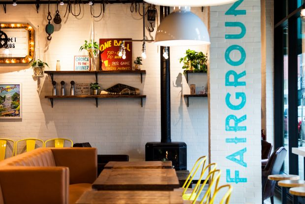 Fairgrounds Coffee & Tea Opens in Chicago, Plans Stores Across US