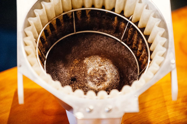 Coffee Ground Control II batch brewer