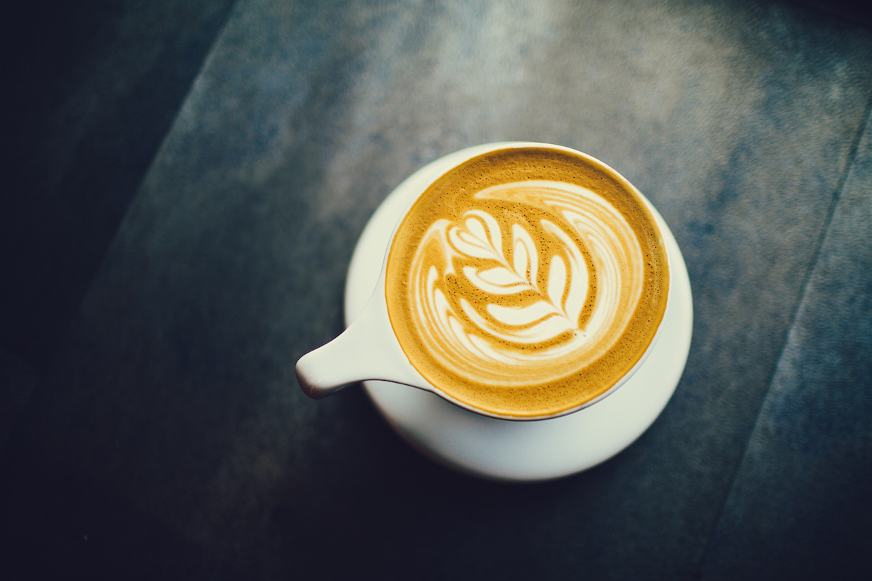 perfect latte art