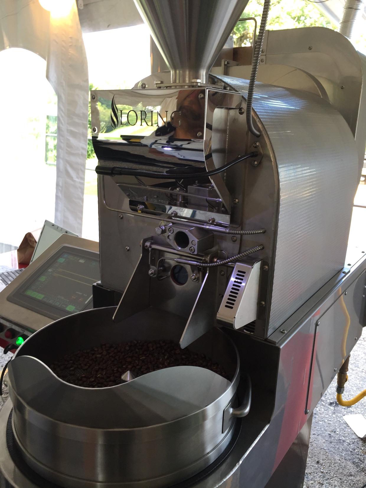 loring coffee roaster