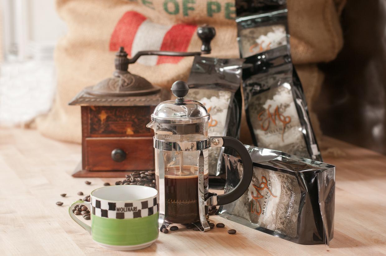 molinari private reserve coffee