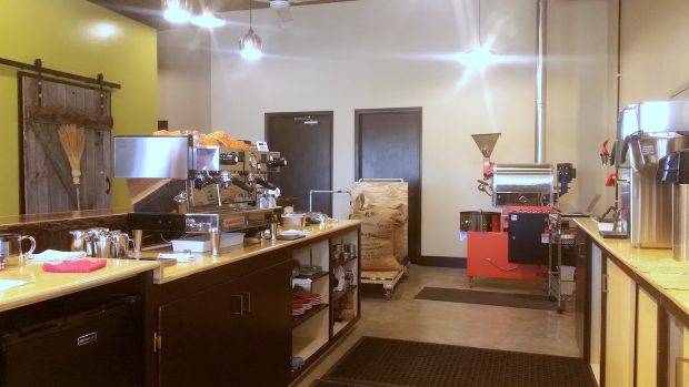 New Needmore Coffee Roasters Provides More in Bloomington, Ind.