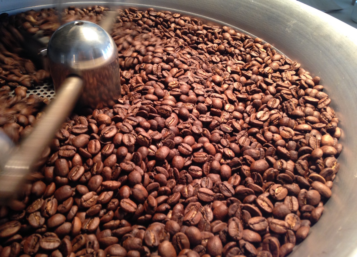 Espresso Roast Coffee ~ Mapping roasting plans between different machines daily