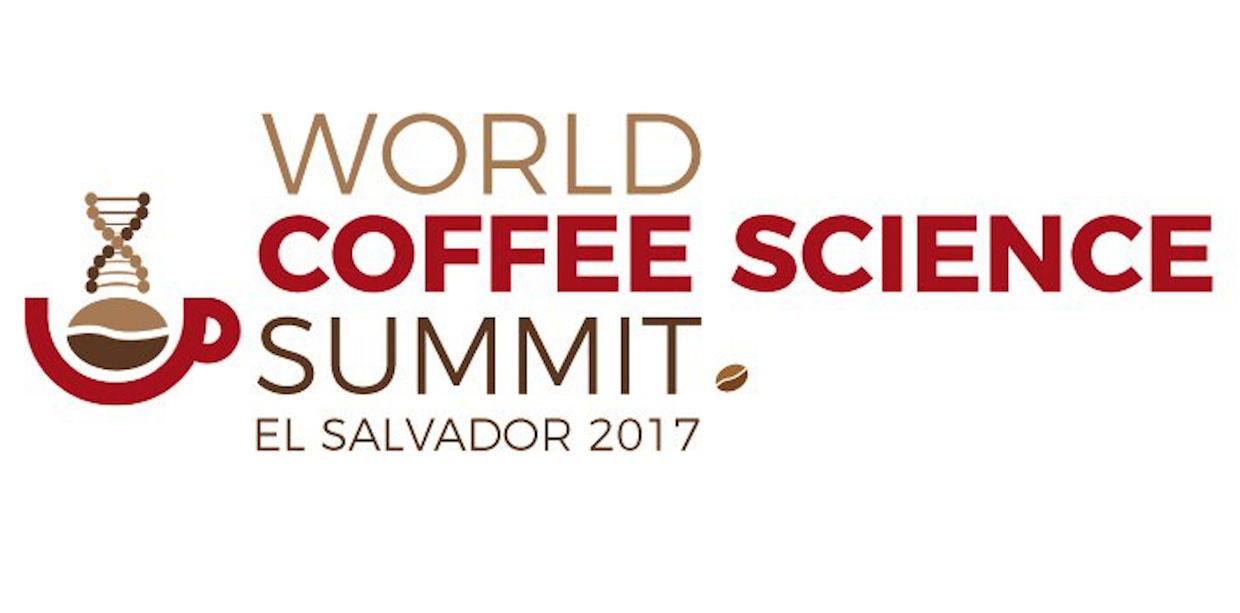 world coffee science summit logo
