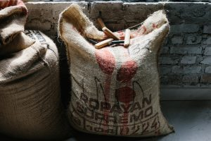 coffee sacks