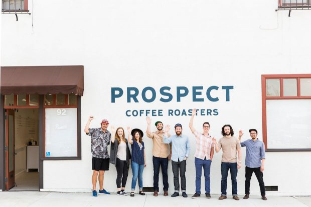 Prospect Coffee Roasters Digs Into Retail in Ventura, California