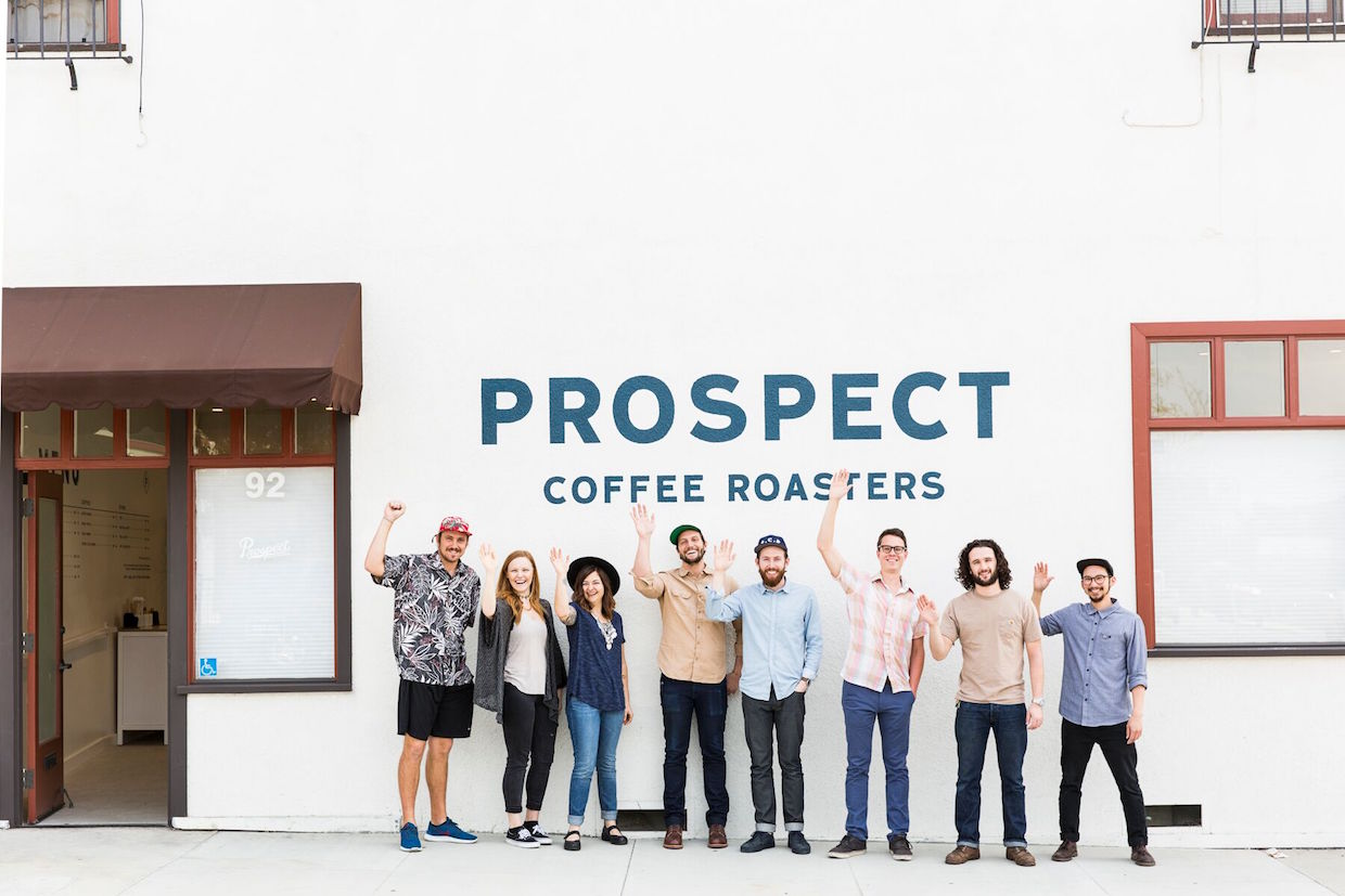 Prospect Coffee Ventura California roasters