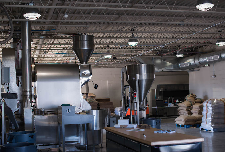 Rook Coffee roaster New Jersey