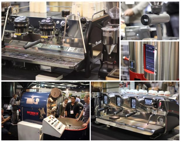 Shiny New Products at the 2017 SCA Expo in Seattle