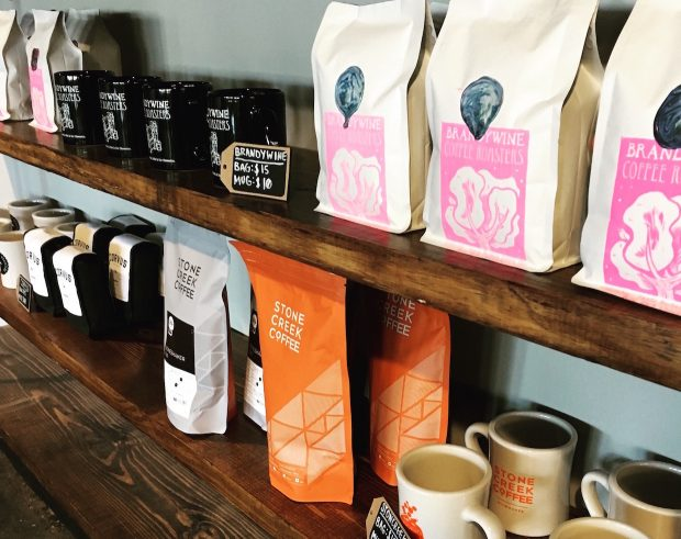 Compass Coffee is Compassionate Coffee in Akron, Ohio