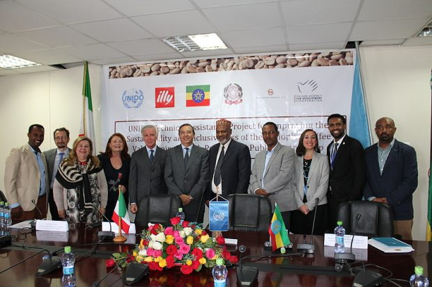 Italian Groups Leading $2.6M Investment in Ethiopian Coffee Industry
