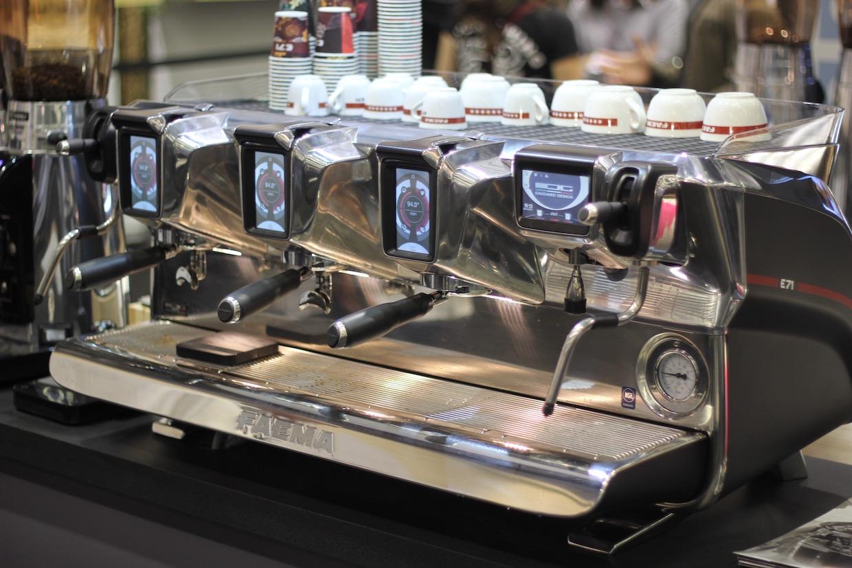 faema e71 espresso