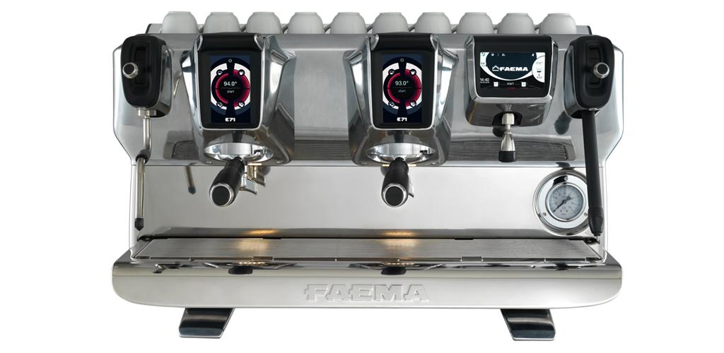 faema e71 espresso machine