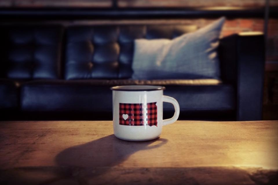 Harriet and Oak Coffee in Rapid City