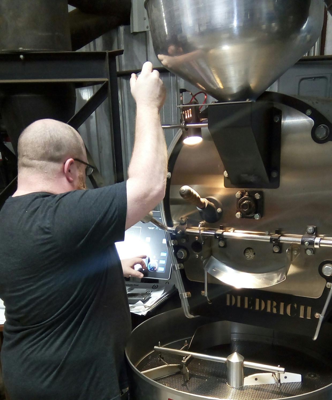 onyx coffee Mark Michaelson