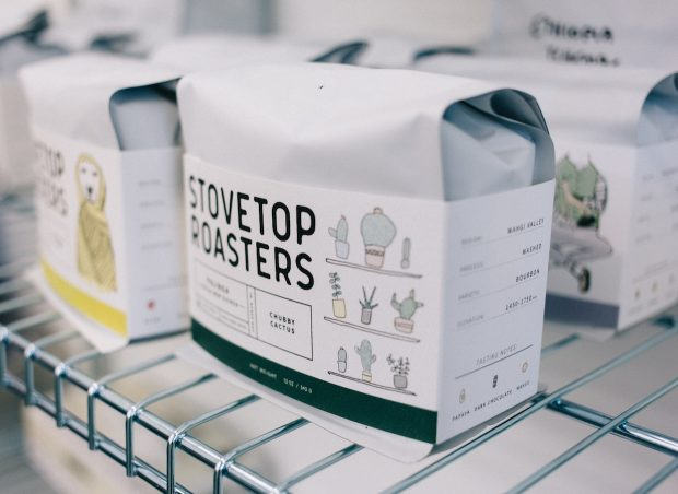 Stovetop Roasters Heating Up in Ann Arbor, Michigan