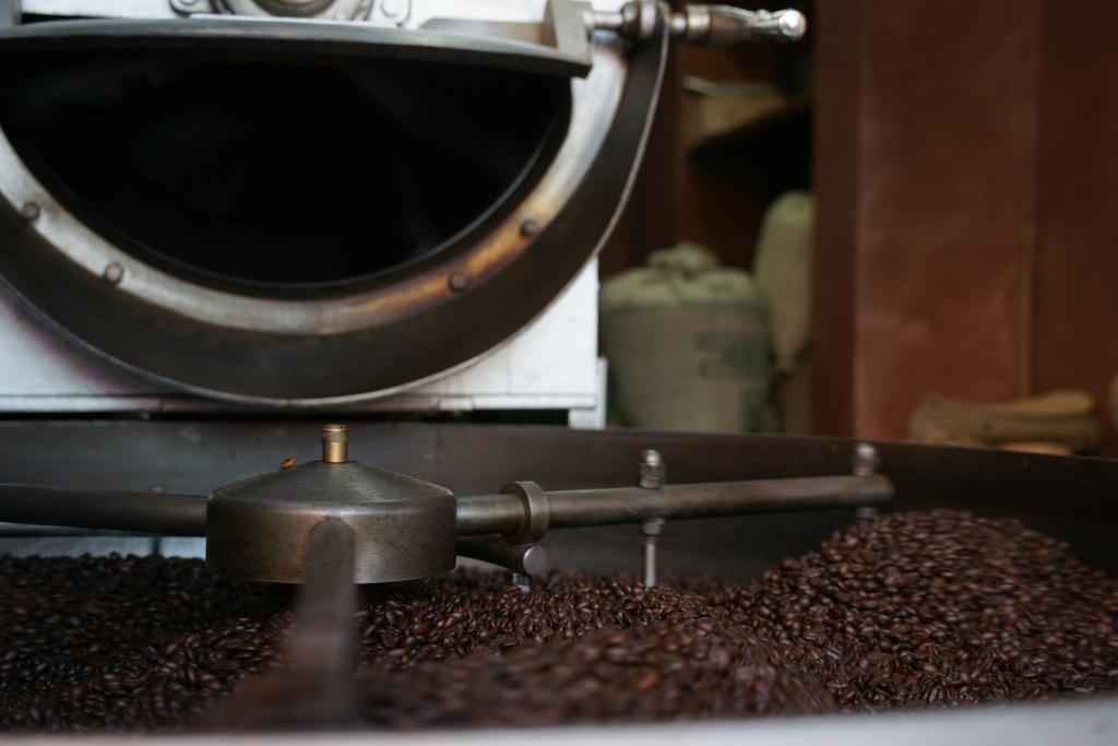 coffee roaster