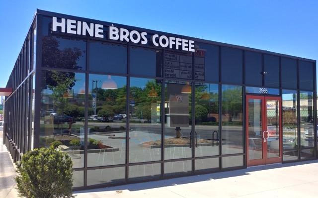 heine bros coffee louisville
