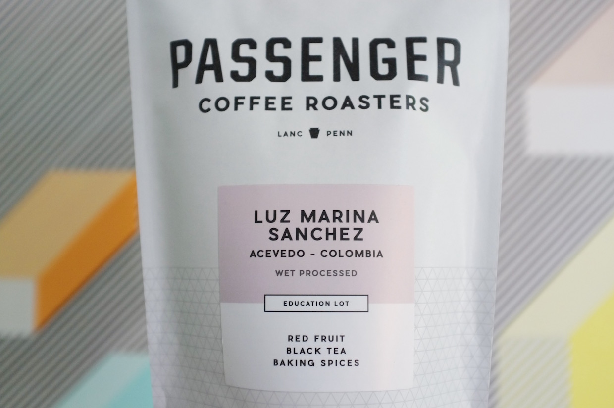 Passenger Coffee Education Lot