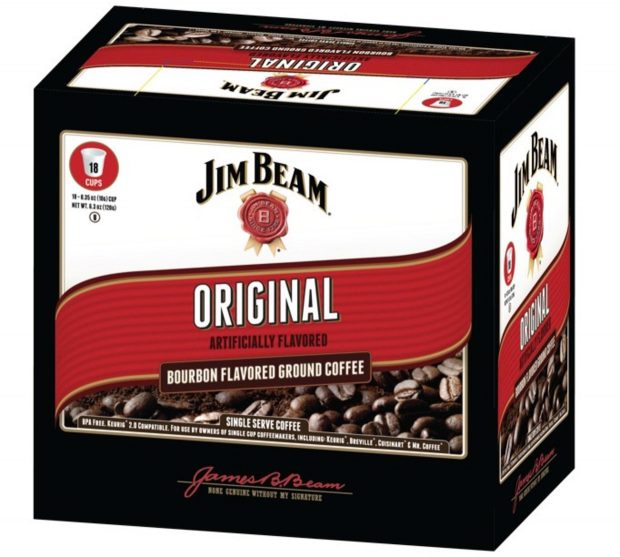 Jim Beam Bourbon Coffee Now Exists